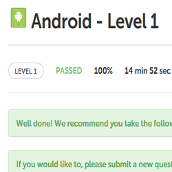 Android Development Level 1