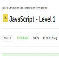 JavaScript level 1
