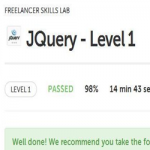 JQuery level 1