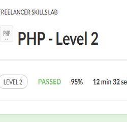PHP Level 2
