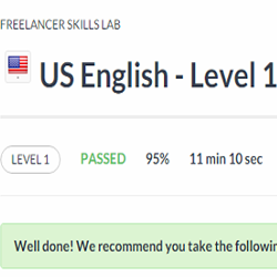 US English Level 1