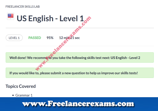english level test Visit transparent language to take a language proficiency test, chat with our learner community, and improve your foreign language skills.